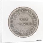 British Guiana Stiver token by unknown