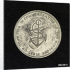 Token commemorating Admiral of the Fleet Richard Howe (1726-1799) and the Glorious First of June, 1794 by unknown