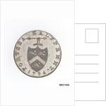 Portsea halfpenny token by T. Wyon