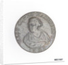 West Cowes halfpenny token by unknown
