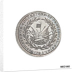Dover token by B. Jacobs