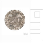 Spalding halfpenny token by T. Wyon
