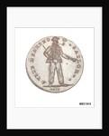 Spence's halfpenny token by C. James