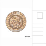 North Shields halfpenny token by unknown