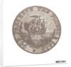 Ipswich halfpenny token by P. Kempson