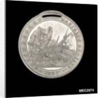 Membership token of The Shipwrecked Fishermen and Mariners Royal Benevolent Society by J. Davis
