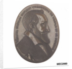 Commemorative medal depicting Nicholas Brulart by unknown