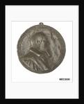 Commemorative medal depicting Sir Theodore Turquet de Mayerne (1573-1655) by Nicholas Briot