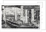 A Greenwich scrap yard. Dreams of Past Glories by Richard Fozard
