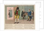 Jack of Guinea by Isaac Cruikshank