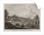 Trelawney Town, the Chief Residence of the Maroons by unknown