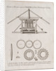 Elevation and Plan of an Improved Sugar Mill' by Edward Wollery