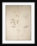 Chart of the Galapagos, surveyed in the merchant ship 'Rattler', and drawn by Captain James Colnett, of the Royal Navy. Corrections to 1832. by James Colnett