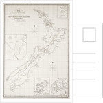 Secretary of State for the Colonies &c. &c. &c. this chart of New Zealand from original surveys is respectfully dedicated by his very obedient servant, Thomas Mc.Donnell, Lieut. R.N. by Thomas McDonnell