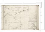 Chart of Bass Strait by Matthew Flinders, 1798 by Matthew Flinders