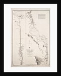 Chart of the Suez Canal, 1870-1871 by Hydrographic Office