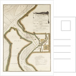 Map of Hoogly River by unknown