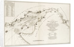 A chart of Delaware Bay and river, containing a full and exact description of the shores, creeks, harbours, soundings, shoals, sands and bearings of the most considerable land marks, from the Capes to Philadelphia by Andrew Dury