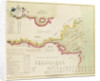 Chart of the River Thames from London to the Nore, Margate and the Downs, North, Middle and South Channels, from a survey taken in 1789 and 90 by Richard Stanier