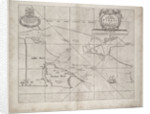 Map of Bombay and Sallset by Samuel Thornton, Hydrographer to the East India Company, first published circa 1685 by Samuel Thornton