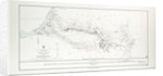 Sketch of the routes from Kustenjeh to Chernavoda and Rassova with the Karasu Lakes by Captain T. Spratt R.N. C.B. 24 July 1854 by Thomas A. B. Spratt