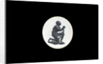 Slave Emancipation Society medallion by William Hackwood