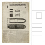 Plan and sections of slave ship 'Brooks' [sometimes 'Brookes'] by unknown