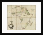 Map of Africa, 1802 by A. Arrowsmith