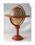 Sphere and stand by Peter Anich
