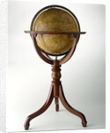Sphere and stand by Charles Smith & Son