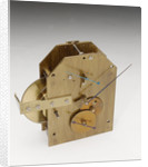 Astronomical regulators, movement front by Dent & Co.