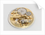 Deck watch, movement by Vacheron & Constantin