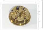 Marine chronometer, movement, by Victor Kullberg