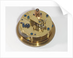 Marine chronometer, movement by Victor Kullberg