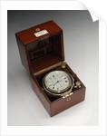 Marine chronometer in case by Kullberg