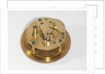 Marine chronometer, movement by Mercer