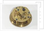 Marine chronometer, movement by Johannsen