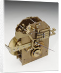 Astronomical regulator, front by Edward Edward John Dent & Co.