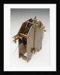 Astronomical regulator, back by Edward Edward John Dent & Co.