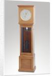 Astronomical regulator, complete in case by Victor Kullberg