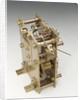 Astronomical regulator, movement back by Victor Kullberg