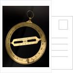 Universal equinoctial ring dial by John Jones