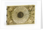 Diptych dial, leaf IIb by Thomas Ducher