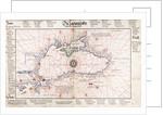 Chart of Black Sea by Johan B. Agnese