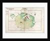 Map of Malta by Battista Agnese