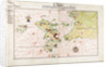 Chart of Chius (Chios, Greece), 1554 by Battista Agnese