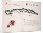Caxaoma [and] Rapell by William Hack