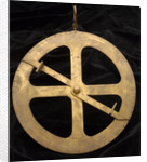 Mariner's astrolabe by B. England