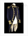 Royal Naval uniform: pattern 1795-1812 by Firmin