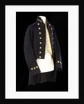 Royal Naval uniform: pattern 1805 by Hammond Turner & Dickinson